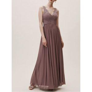 BHLDN Nouvelle Fleur bridesmaid dress